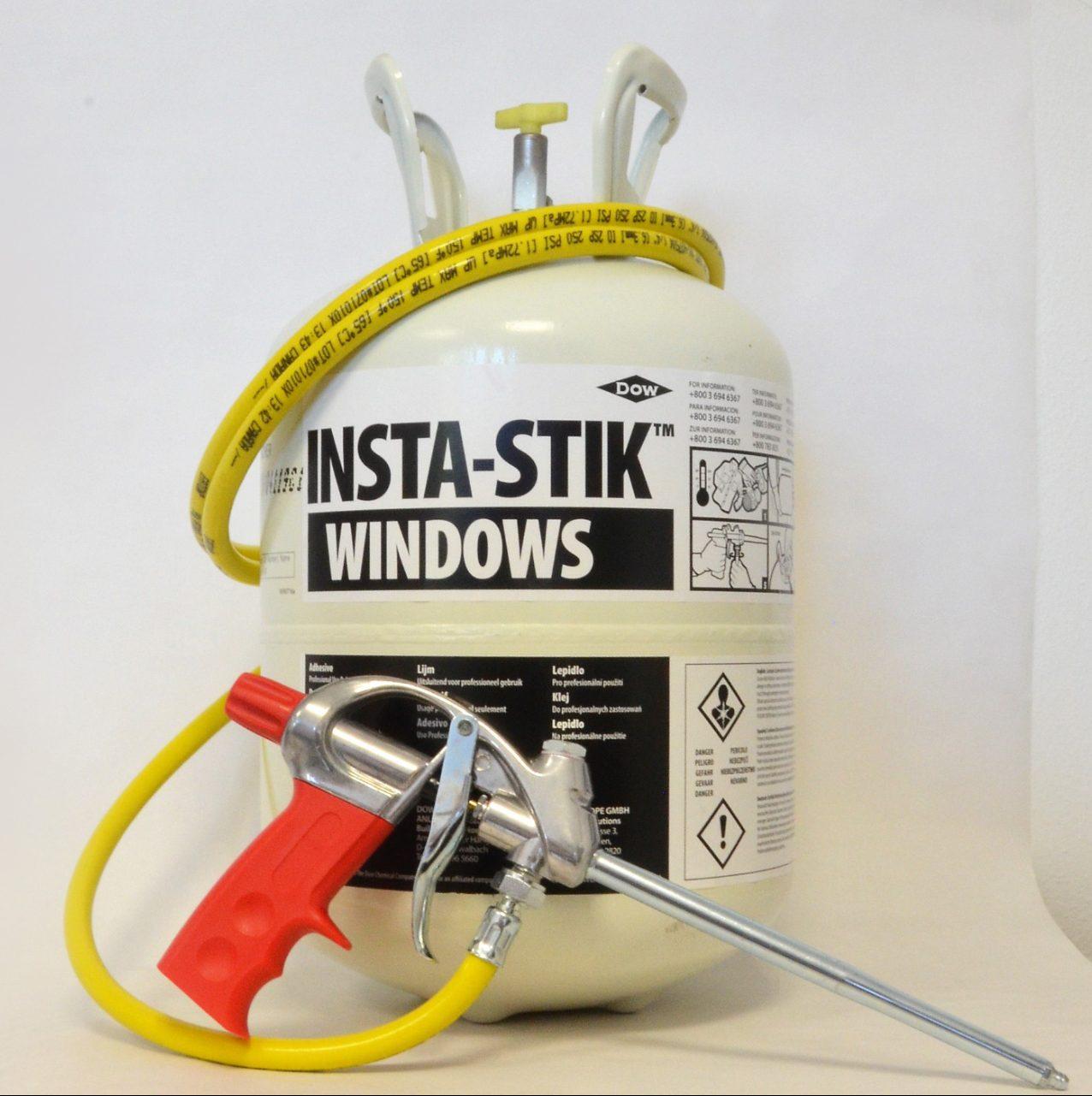 Insta-Stick schiuma per serramenti